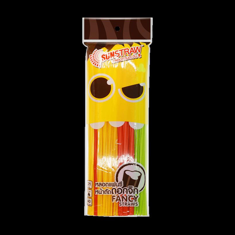 SUNSTRAW Fancy Straw