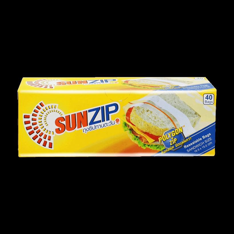SUNZIP Zipper Bag