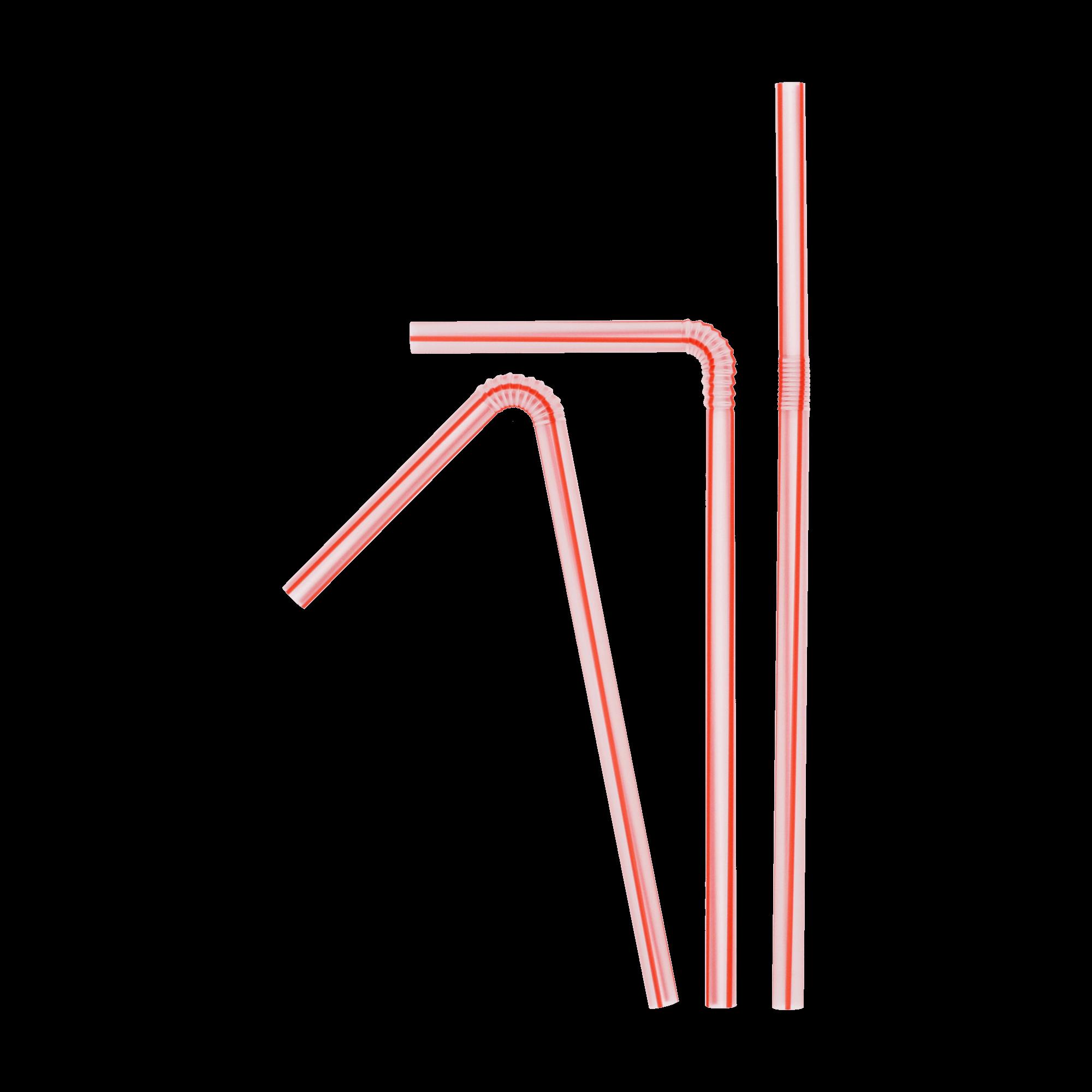SUNMUM หลอดดูดน้ำสำหรับเด็ก (60 เส้น)