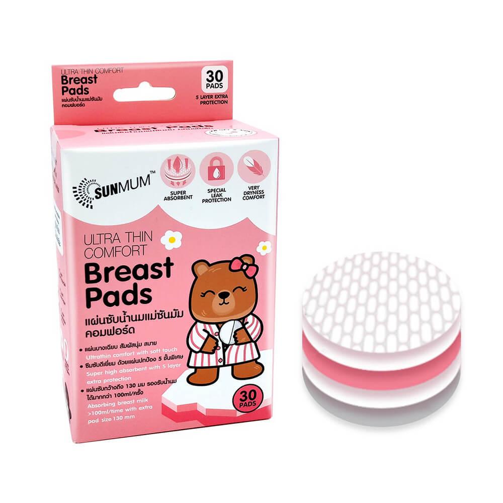 SUNMUM Breast Pads 30 pcs.