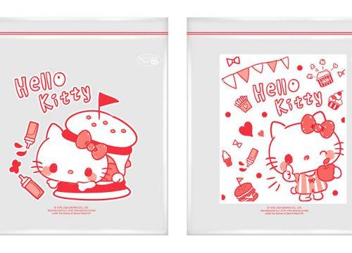 Kitchen Neat ถุงซิป Hello Kitty 2020 ไซส์ L