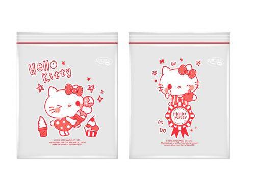 Kitchen Neat ถุงซิป Hello Kitty 2020 ไซส์ M